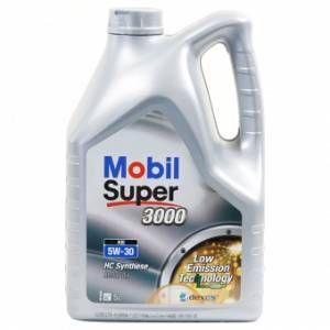 Mobil 1 SUPER 3000 XE 5W-30 5 Litre(s) jerricane