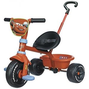 Image de Smoby 444233 - Tricycle Be Fun Cars