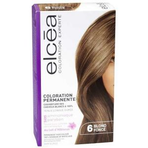 Noreva 6 Blond Foncé - Coloration permanente sans ammoniaque ni paraben