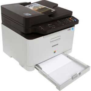 Samsung Xpress SL-C460FW - Imprimante laser multifonctions Fax WiFi