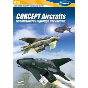 Flight Simulator X - Concept Aircrafts sur PC