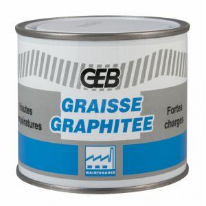 Geb Graisse graphitee pour vannes et engrenages - PLOMBERIELEADER
