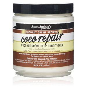 Aunt Jackie's Coco Repair - Coconut Crème Deep Conditioner