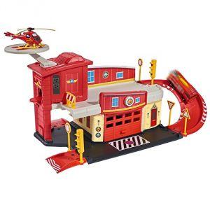Image de Dickie Toys Centre de secours Sam le pompier