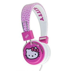 Sanrio HK0340 - Casque audio Hello Kitty