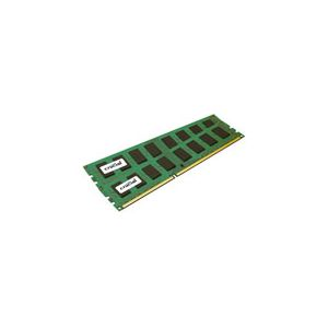 Crucial CT2K204864BD160B - Barrette mémoire DDR3 32 Go (2 x 16 Go) 1600 MHz CL11