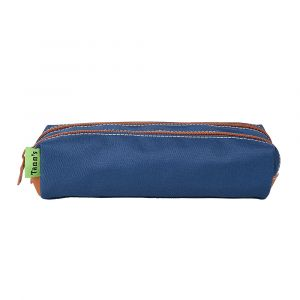 Tann's Trousse 2 Compartiments Bleu