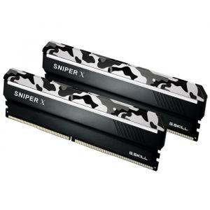 G.Skill Sniper X Series 16 Go (2x 8 Go) DDR4 2666 MHz CL19
