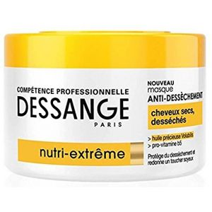 Jacques Dessange Nutri Extrême - Masque anti-dessèchement pour cheveux secs ou desséchés