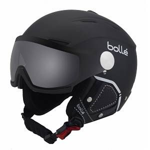 Bollé Casque De Ski/Snow Backline Visor Prenium Soft Black & White Modulator 54-56 54/56