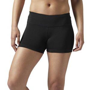Reebok Collants Workout Ready Hot Shorts - Black - Taille XS
