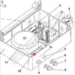 Procopi 1012080 - Carte électronique interrupteurs Baroudeur depuis 1997