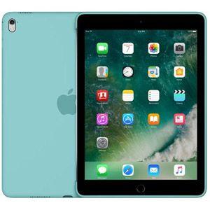 "Apple MN2G2ZM/A - Coque silicone iPad Pro 9,7"" Bleu Méditerranée"
