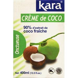 Kara Crème de Coco Tétra Pack 400 ml
