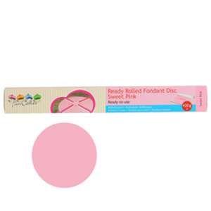 FunCakes Pâte à sucre prête à dérouler Rose Pâle 430 g