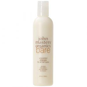 John Masters Organics Soin Démêlant Bare Sans Parfum 236ml