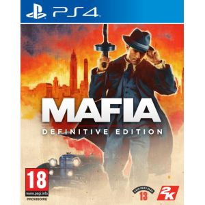 Mafia : Definitive Edition [PS4]