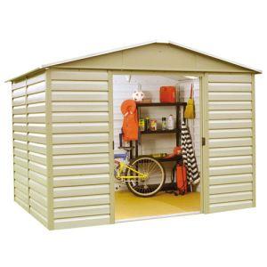 Yardmaster 108SL - Abri de jardin en métal 7,18 m2