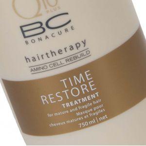 Schwarzkopf Time Restore Bonacure - Masque pour cheveux fragilisés