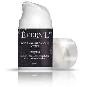 Étern'L Acide hyaluronique intense - Aide à lutter contre les ridules et rides profondes