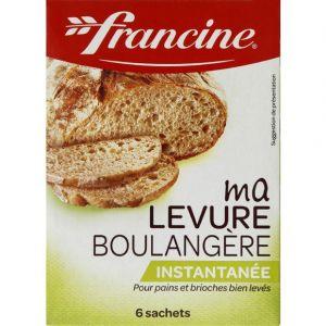 Francine Ma Levure boulangère instantanée