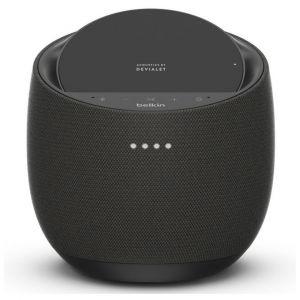 Belkin X Devialet Soundform Elite Noir (Alexa/AirPlay 2)