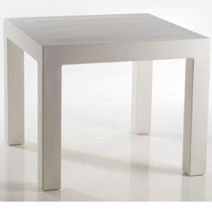 Vondom Table de jardin carrée indoor-outdoor Jut en polyéthylène 90 x 90 x 75 cm
