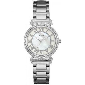 Guess W0831L - Montre pour femme avec bracelet en acier