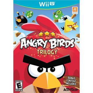 Angry Birds Trilogy [Wii U]