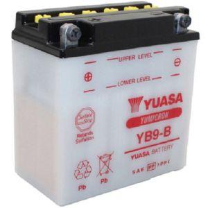 Yuasa Batterie moto YB9-B