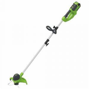 Greenworks Tools 2101507 30cm Coupe-bordure sans fil 40V Lithium-ion sans batterie ni chargeur