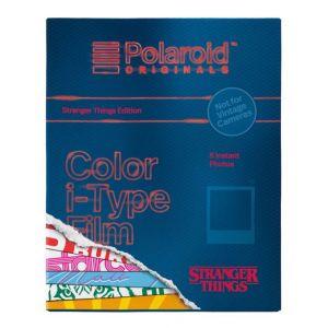 Polaroid Papier photo instantané Originals Color Film for i-Type - Stranger Things