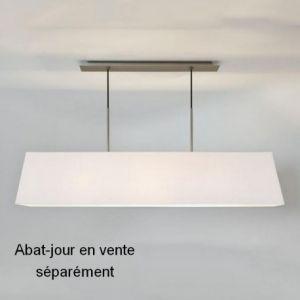 Astro Lampe suspendue abat-jour Rafina - Nickel mat