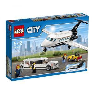Lego 60102 - City : Le Service VIP de l'aéroport