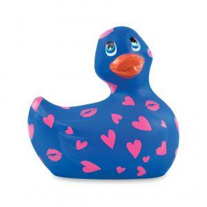 Big Teaze Toys Canard Vibrant Romance - Couleur : Bleu