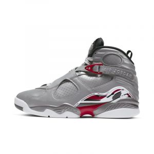 Nike Chaussure Air Jordan 8 Retro - Argent - Taille 46 - Male