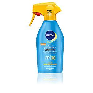 Nivea Sun - Protecteur Solaire Protège & Tan Spray - SPF30
