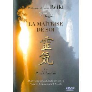 Protocoles soins Reiki - 3ème degré - La maîtrise de sois