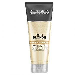 John Frieda Sheer Blonde - Soin démêlant nutrition