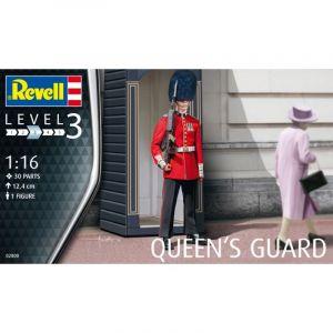 Revell 02800 - Figurine pour maquette Garde de la Reine d'Angleterre