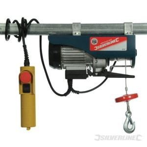 Silverline 264782 - Palan électrique 250 kg 500W