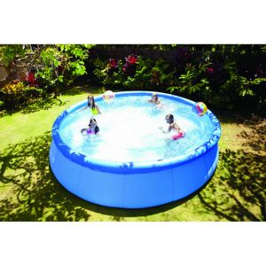 Intex 28142 - Piscine auto-stable Easy Set ronde 3,96 x 0,84 m