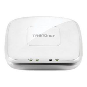 TrendNet TEW-825DAP - Point d'accès PoE dual band AC1750