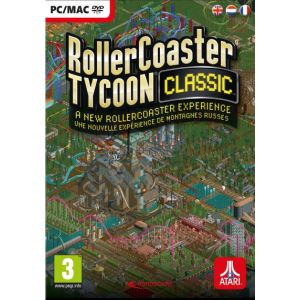 Roller Coaster Tycoon Classic [PC]