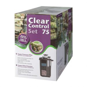 Velda Filtre pression Set Clear Control 75 + Uv-c Unit 36 Watts
