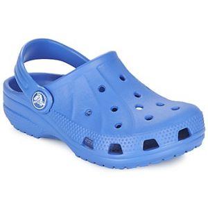 Crocs Ralen Clog K, Sabots Mixte Enfant, Bleu, Bleu (Sea Blue), 24-26 EU