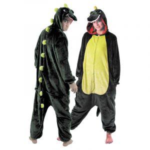 Party Pro Déguisement combinaison dinosaure adulte Taille unique