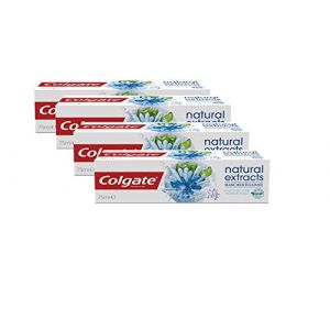Colgate Oral care Dentifrice Natural Extraits Blancheur 75 ml