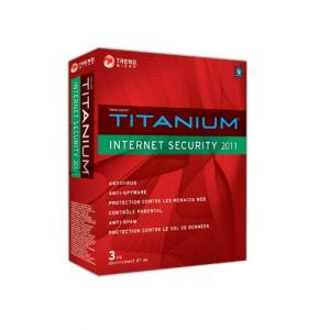Titanium Internet Security 2011 pour Windows