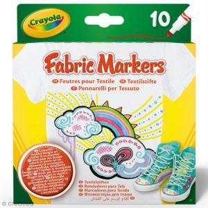 Crayola Feutres pour textile